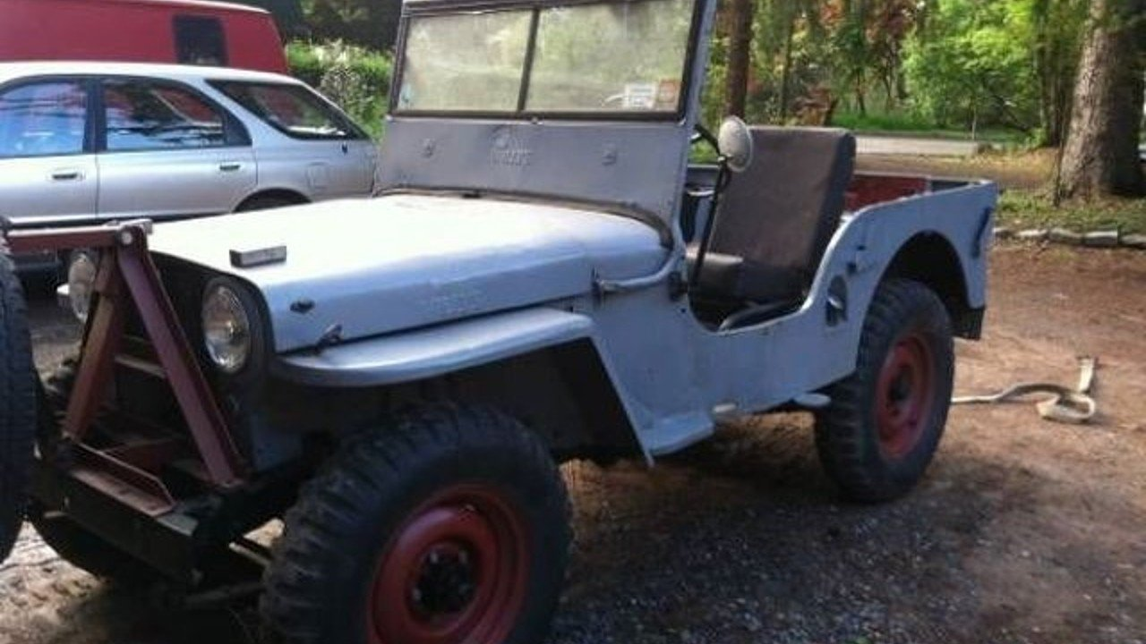 1947 Jeep CJ-2A for sale 100823382