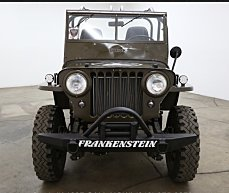 1947 Jeep CJ-2A for sale 100922110
