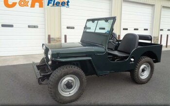 1947 Jeep CJ-2A for sale 101019384