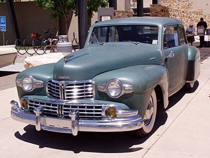 1947 Lincoln Continental for sale 100823371