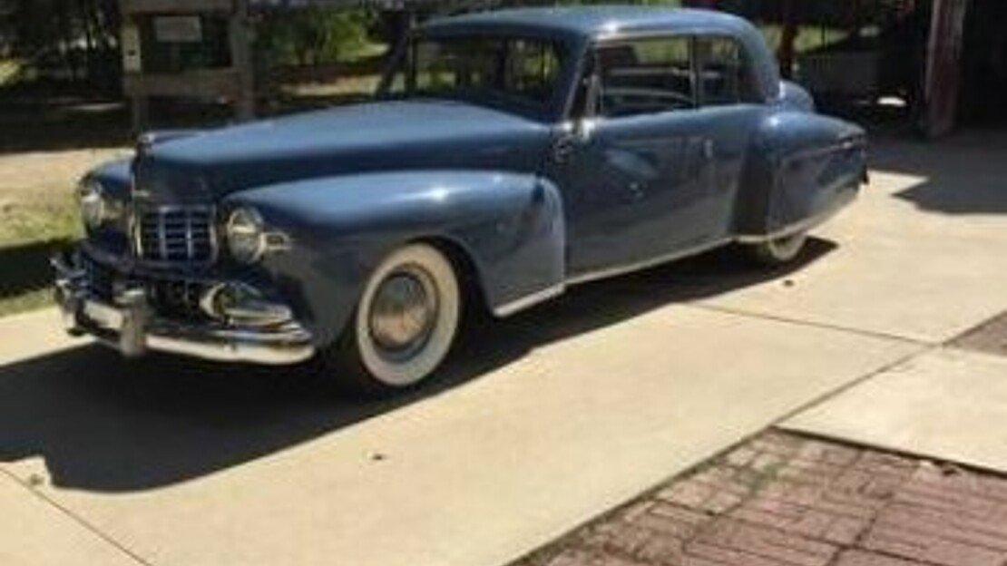 1947 Lincoln Continental for sale 101047894