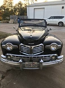 1947 Lincoln Continental for sale 100934737