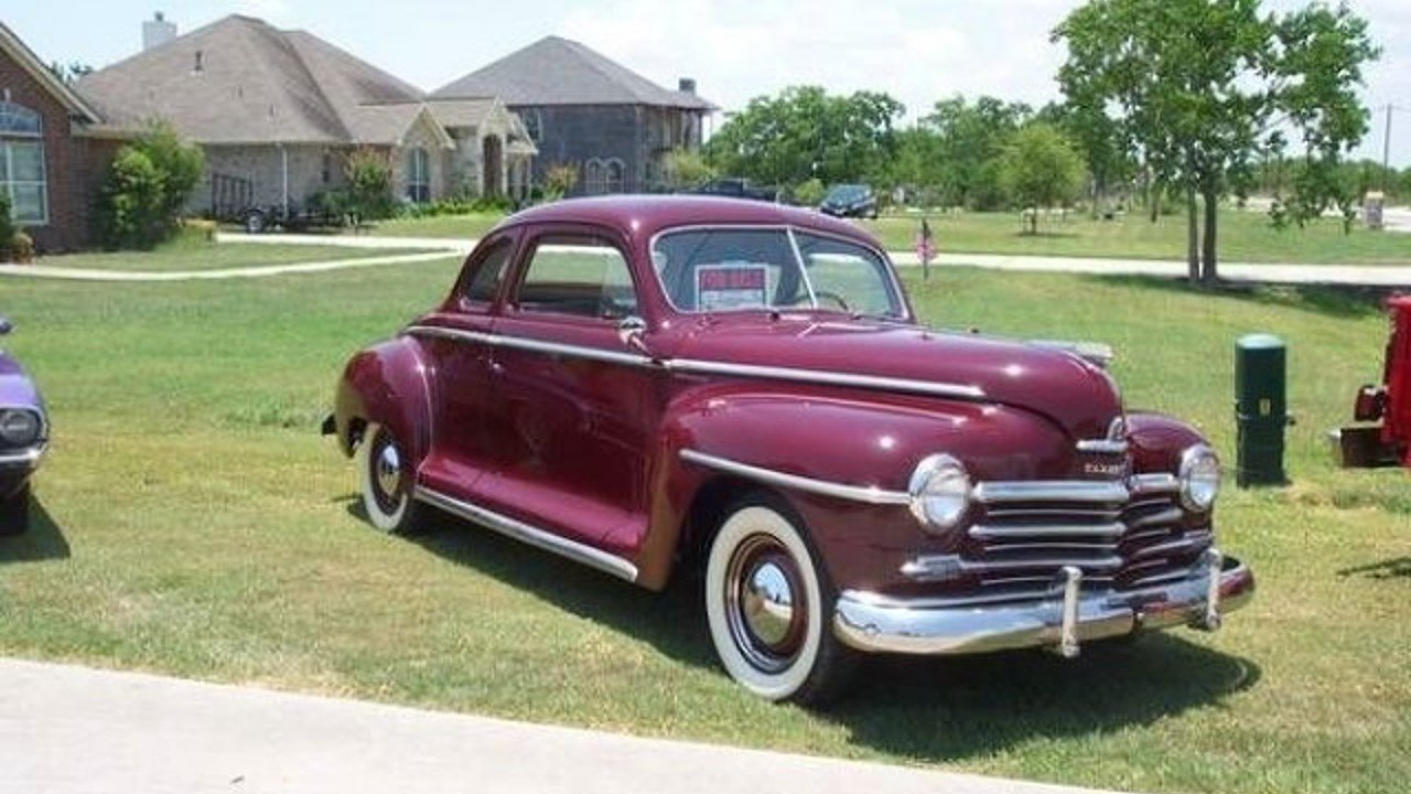 1947 Plymouth Deluxe for sale 100823473