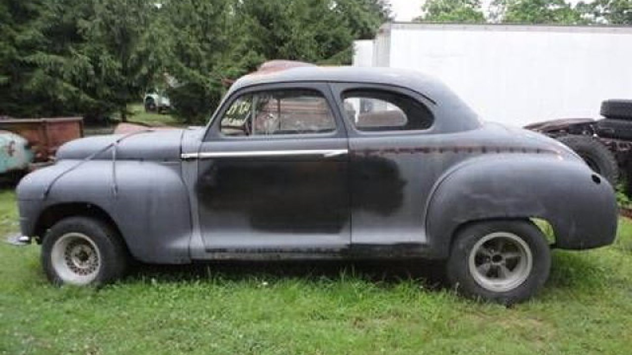 1947 Plymouth Other Plymouth Models for sale 100915659