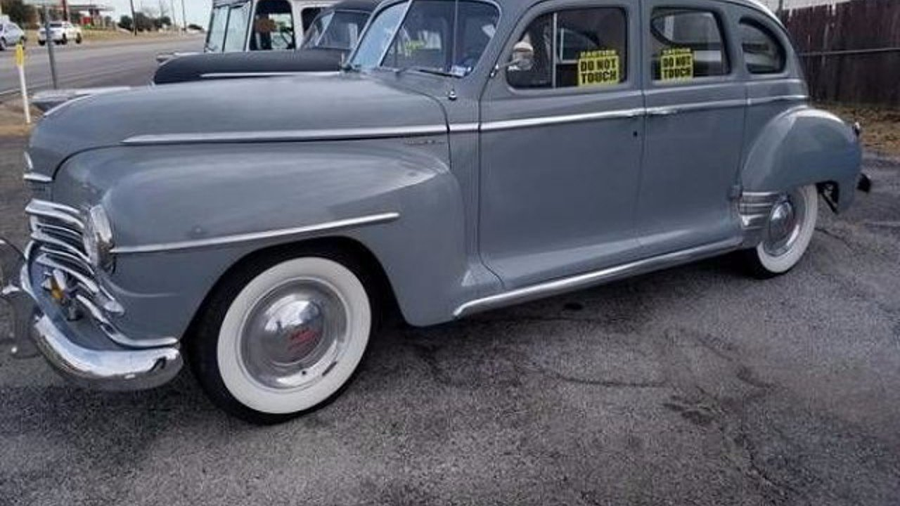 1947 Plymouth Other Plymouth Models for sale 100930812