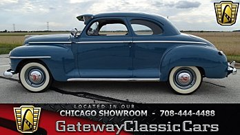 1947 Plymouth Special Deluxe for sale 100921713