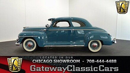 1947 Plymouth Special Deluxe for sale 100907067