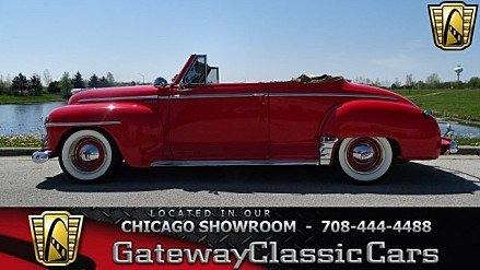 1947 Plymouth Special Deluxe for sale 100986089