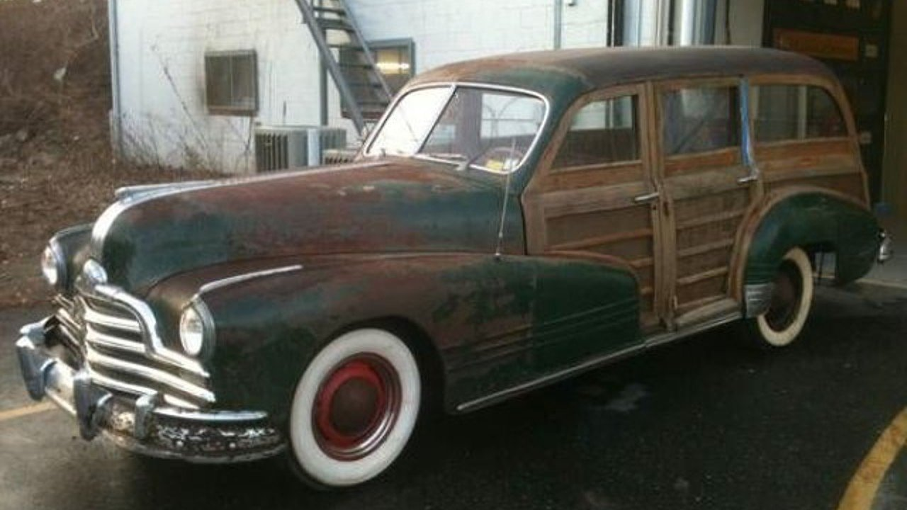 1947 Pontiac Other Pontiac Models for sale 100856468