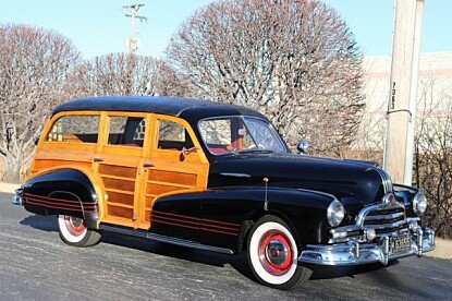 1947 Pontiac Streamliner for sale 100956419