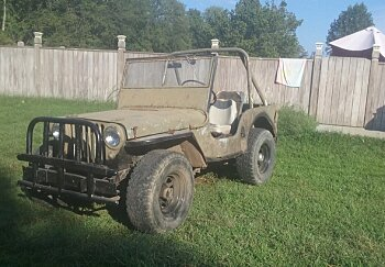 1947 Willys CJ-2A for sale 100851847
