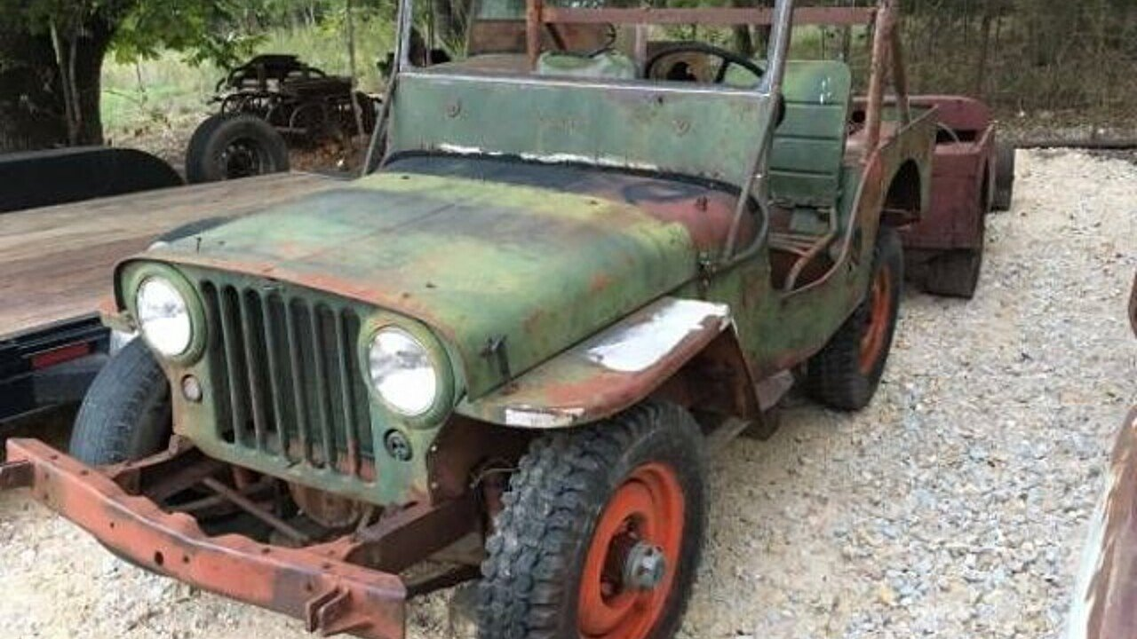 1947 Willys Other Willys Models for sale 100927390