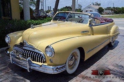 1948 Buick Super for sale 100735056