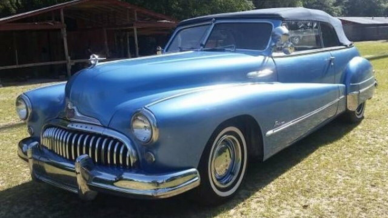 1948 Buick Super for sale near Cadillac, Michigan 49601 - Classics ...