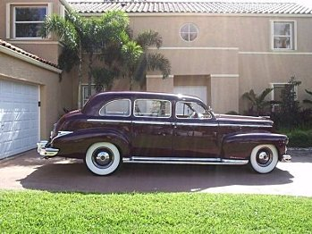 1948 Cadillac Fleetwood for sale 100823516