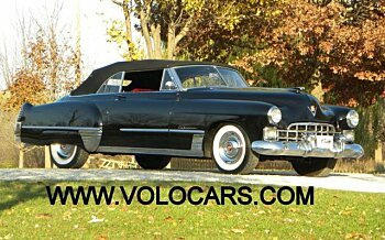 1948 Cadillac Series 62 for sale 100841861