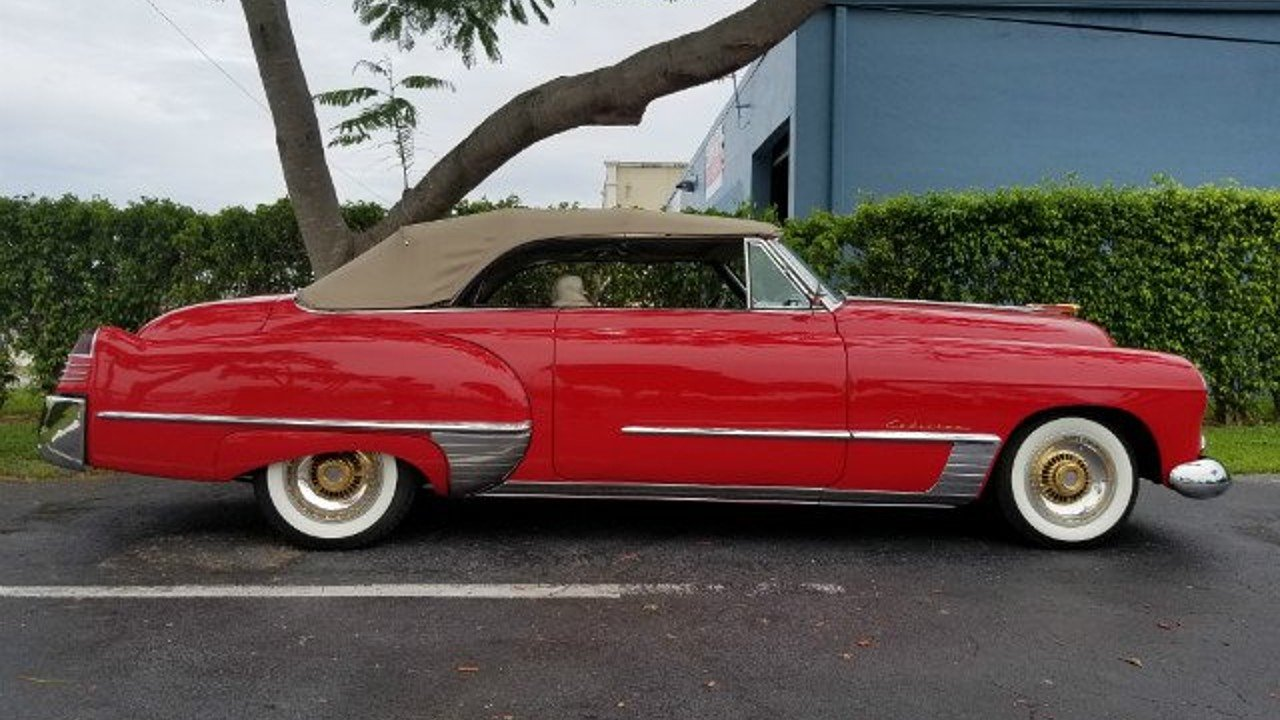 1948 Cadillac Series 62 for sale near Linthicum, Maryland 21090 ...