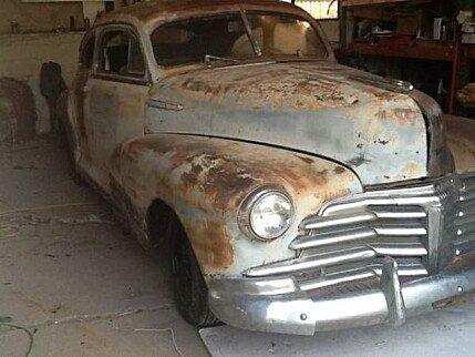 1948 Chevrolet Fleetline for sale 100807081