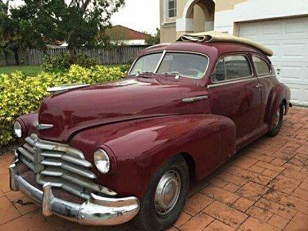 1948 Chevrolet Fleetline for sale 100808936