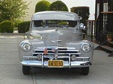 1948 Chevrolet Fleetline for sale 100836971