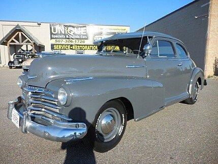 1948 Chevrolet Fleetmaster for sale 100722018