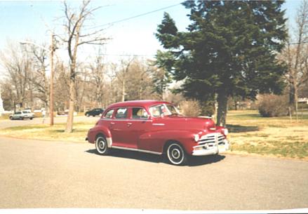 1948 Chevrolet Fleetmaster for sale 100818673