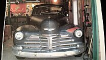 1948 Chevrolet Fleetmaster for sale 100855897
