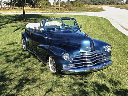 1948 Chevrolet Fleetmaster for sale 100798767