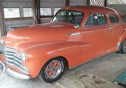 1948 Chevrolet Fleetmaster for sale 100833374