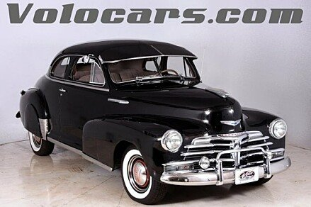 Chevrolet Fleetmaster Classics For Sale Classics On