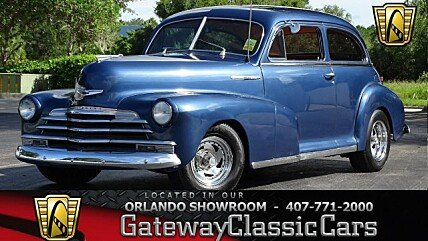 1948 Chevrolet Fleetmaster for sale 100964390