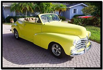 1948 Chevrolet Other Chevrolet Models for sale 100843124
