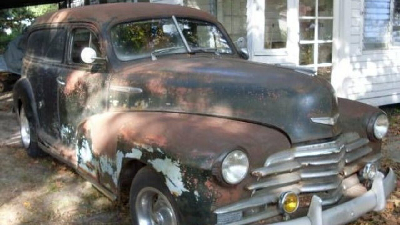 1948 Chevrolet Other Chevrolet Models for sale 100856176