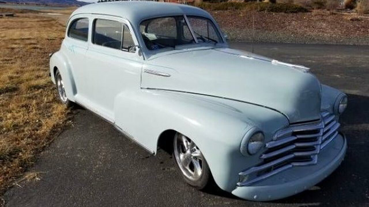 1948 Chevrolet Other Chevrolet Models for sale 100874798