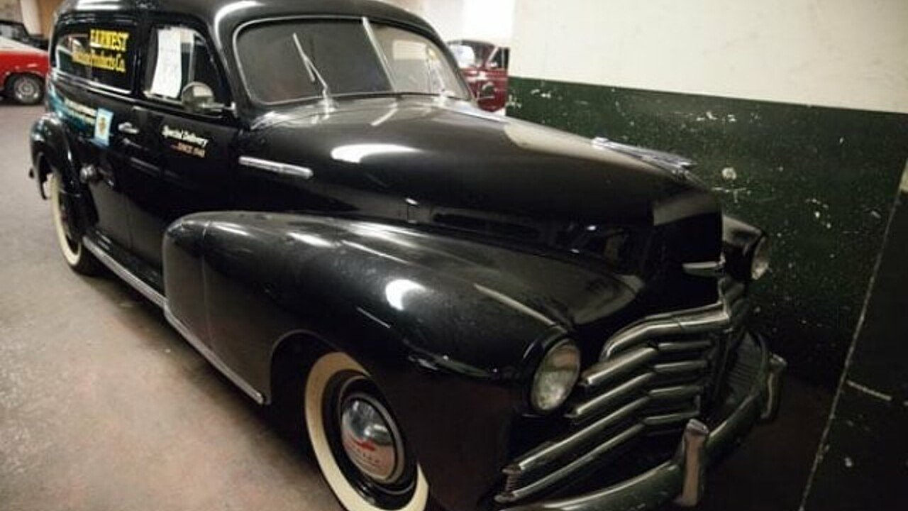 1948 Chevrolet Sedan Delivery for sale near Pittsburgh ...