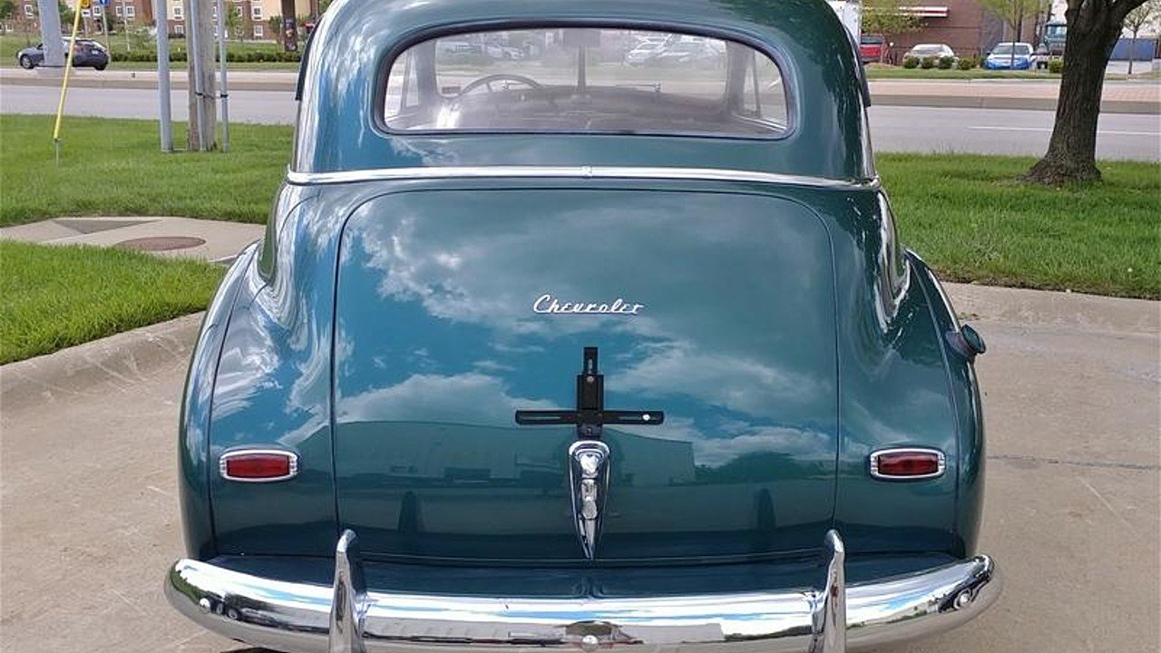 Coupe 1948 chevy stylemaster coupe for sale : 1948 Chevrolet Stylemaster for sale near Lenexa, Kansas 66219 ...
