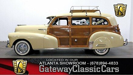 1948 Chevrolet Stylemaster for sale 100908533