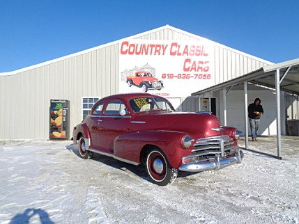1948 Chevrolet Stylemaster for sale 100951028