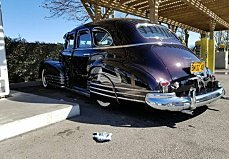 1948 Chevrolet Stylemaster for sale 100968140