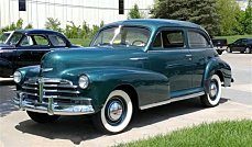 1948 Chevrolet Stylemaster for sale 100993107