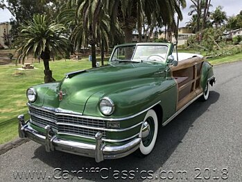 1948 Chrysler Town & Country for sale 101007126