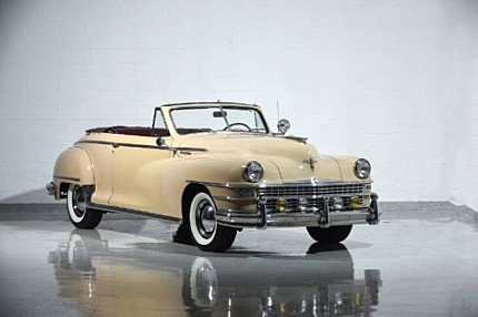 1948 Chrysler Windsor for sale 100858588