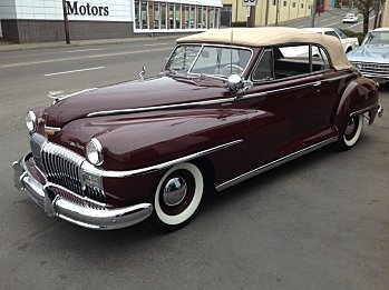 1948 Desoto Custom for sale 100852375