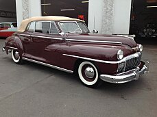 1948 Desoto Custom for sale 100974615