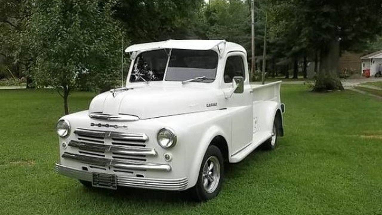 Dodge B Series Classics For Sale On Autotrader 1949 Tow Truck 1948 100881250