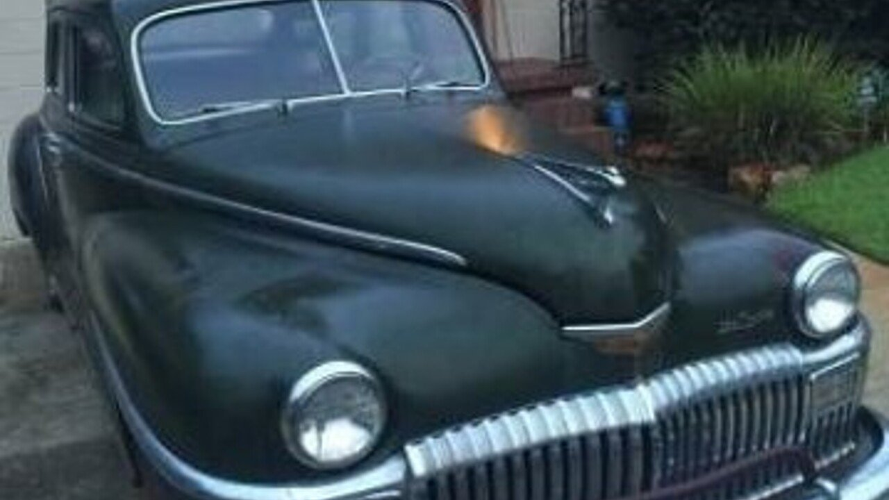 1948 Dodge Custom for sale 100823677