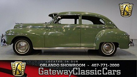 1948 Dodge Deluxe for sale 100747510