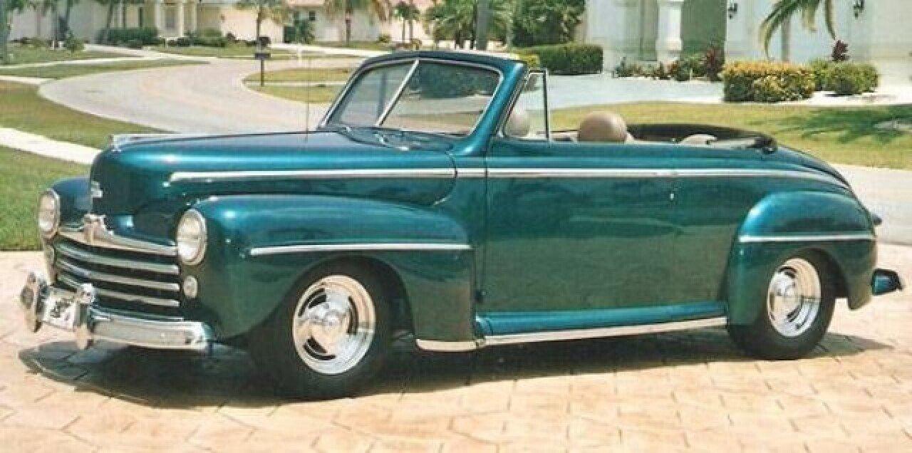 Classic Cars For Sale Auto Trader Com: 1948 Ford Custom For Sale Near Cadillac, Michigan 49601