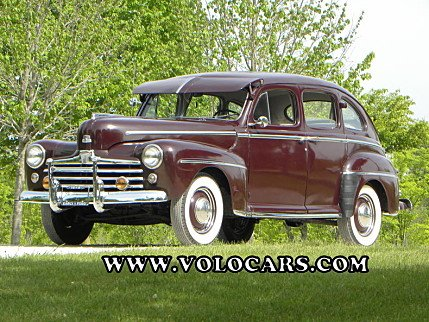 1948 Ford Deluxe for sale 100767174