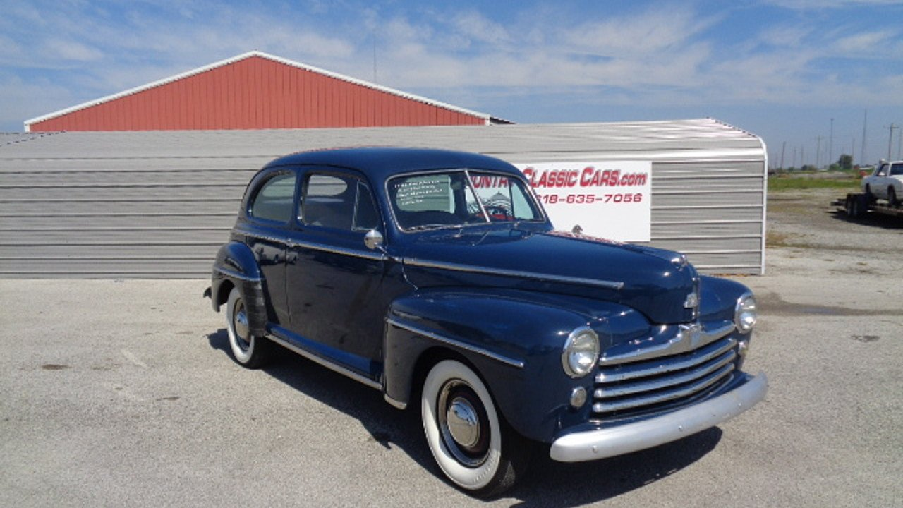 1948 Ford Deluxe for sale near Staunton, Illinois 62088 - Classics ...